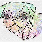 Wire Pug by Almdrs