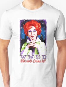 What would Endora? Bewitched. Agnes Moorehead. Samantha mother T-Shirt