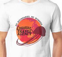 Cnidarian Travel Agency - Red Unisex T-Shirt