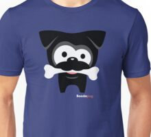 Black Pug Bone! Wear T-Shirt