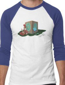 Pandorable (FULL) Men's Baseball ¾ T-Shirt