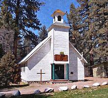 Chapel On The Mountain by Glenn McCarthy