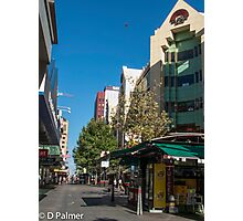 Rundle Mall - Looking West  Photographic Print