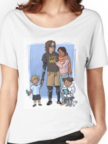 Skywalker Family Women's Relaxed Fit T-Shirt