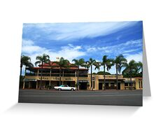 The Grand View Hotel Cleveland Greeting Card