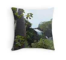 Adcock Gorge Throw Pillow