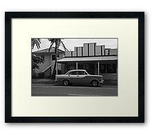 Classic FB Holden Framed Print
