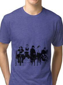Breakfast club low Tri-blend T-Shirt