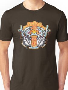 two hearts connection, psychedelic sci-fi Unisex T-Shirt