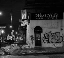 West side, innit! by Jean-Michel Dixte