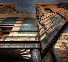 Alley Up by Bob Larson