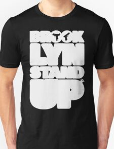 Brooklyn Stand Up | Fresh Threads Unisex T-Shirt