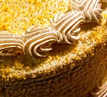 Store-bought Yellow Cake by Jay Gross
