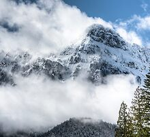 Majestic Mount Persis by Jim Stiles