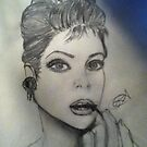 My Take on Audrey by EddieRay2013