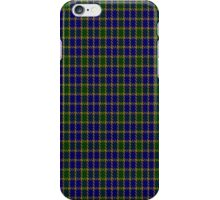 01269 Color Matrix Fashion Tartan Fabric Print Iphone Case iPhone Case/Skin