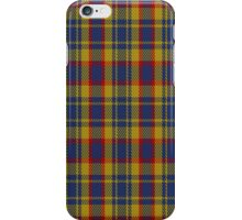 01272 Sweet Aniline Fashion Tartan Fabric Print Iphone Case iPhone Case/Skin
