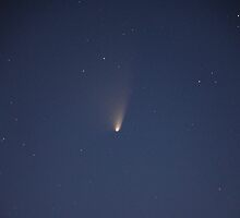 Comet C/2011 L4 by zumi