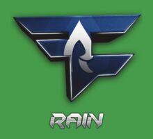 FaZe Rain Logo One Piece - Short Sleeve