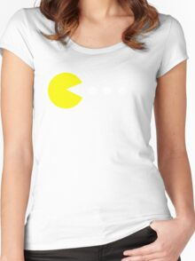 Pac Man Women's Fitted Scoop T-Shirt