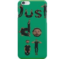 shia labeouf iPhone Case/Skin