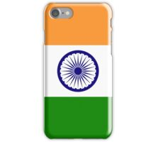 Flag of India - High quality authentic HD version iPhone Case/Skin