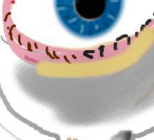WATCHING YOU TEE/STICKER Sticker