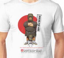 Ninjas for Hire Unisex T-Shirt