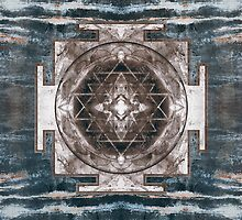 Sri Yantra by filippobassano