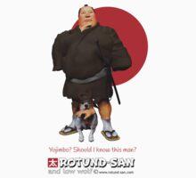 The Bodyguard (Colour) by Rotund-San