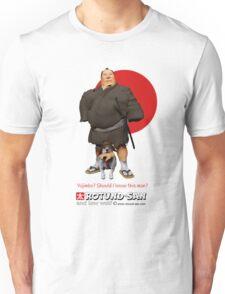 The Bodyguard (Colour) Unisex T-Shirt