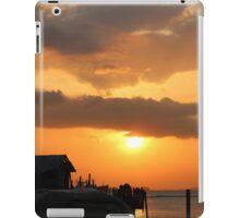 Lovely Golden Sunset iPad Case/Skin