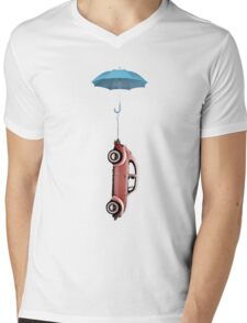 Water landing 02 Mens V-Neck T-Shirt