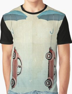Water landing 02 Graphic T-Shirt