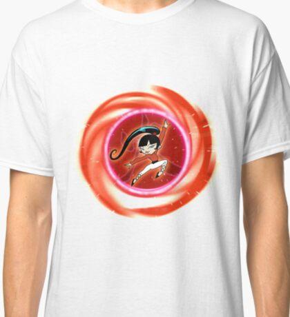 KIMIKO-XIAOLIN DRAGON OF FIRE Classic T-Shirt