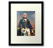 Marshal Arsene Wenger Framed Print