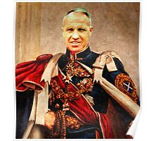 Bill Shankly OBE Poster
