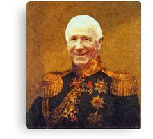Sir Matt Busby Canvas Print