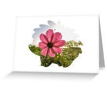 Shaymin used natural gift Greeting Card