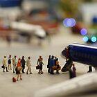 Boarding a plane by mrivserg