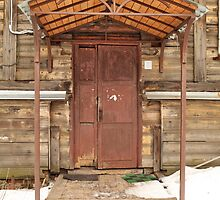 front door by mrivserg