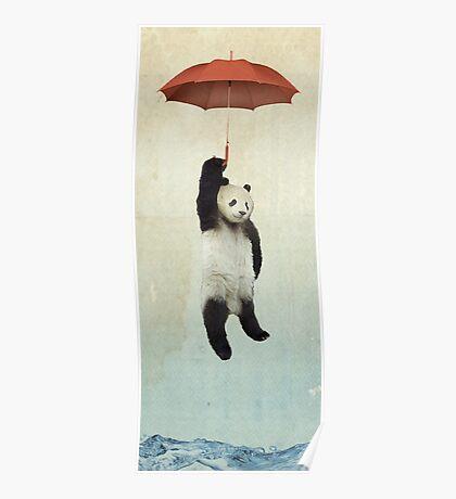 Pandachute Poster