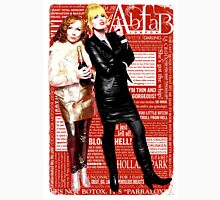 Absolutely Fabulous, Sweetie! Darling! Patsy and Edina. Ab Fab typography quotes. abfab. BBC T-Shirt