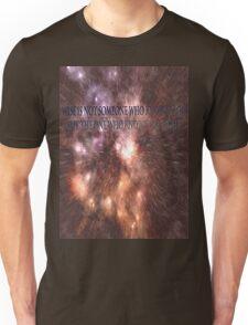 Wise cosmos Unisex T-Shirt
