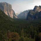 Yosemite National Park by DrStantzJr