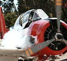Smokin' T28 Trojan by Shaun O'Malley