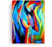 """Broken woman"" Canvas Print"