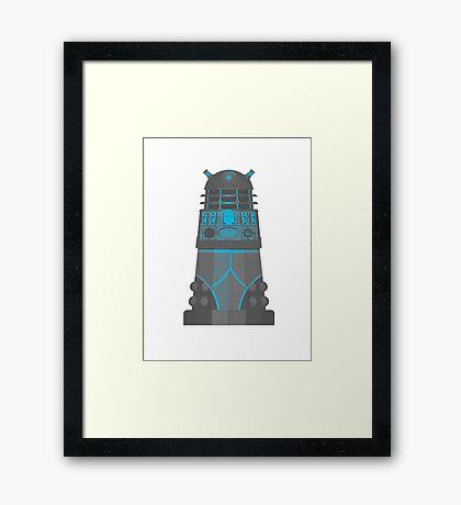 Dalek in Underpants version 2 Framed Print