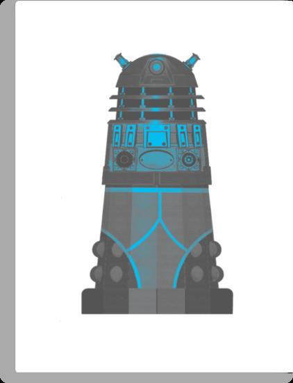 Dalek in Underpants version 2 by MARTISTIC