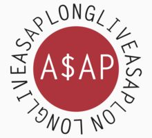 long live Asap by rubystewart